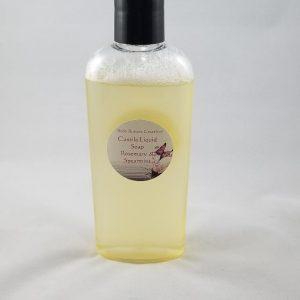 Natural castile wash