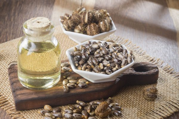 Seeds and castor oil for organic, intentional skincare products for men, women, and children
