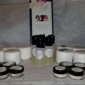 Organic Skin care sample kit