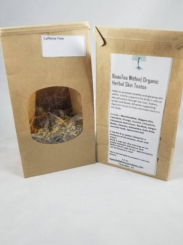 Body Butters Creations Herbal Tea