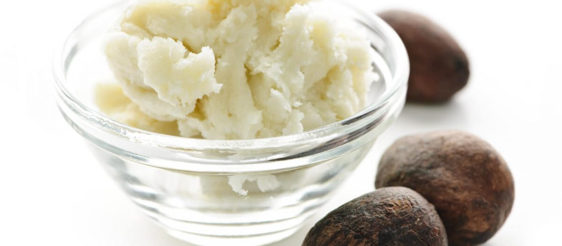 Shea Butter and Nuts (Organic, Cruelty-free ingredients)